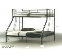 SHL 801 Double Decker  Bunker Bed
