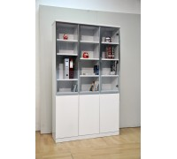 Freggano 3 Door Bookshelf