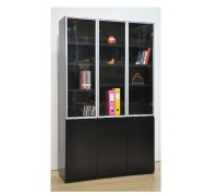 Kronola 3 Door Bookshelf