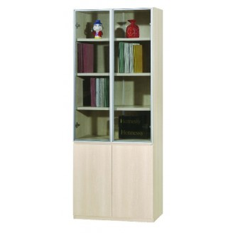 Korrona 2 Door Bookshelf