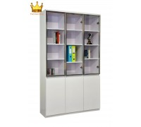 Shuan 3 Door Bookshelf