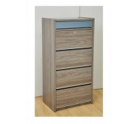 Micael Chest of Drawer (Light Oak)