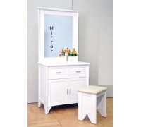DB 3685890 Dresser with Stool