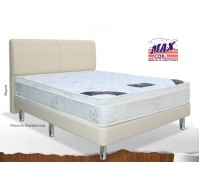 NewBury Euro Top Spring Mattress