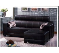 SKDB 999 Three Seater Sofa with Ottoman