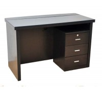 DB 6660 Study Desk with Pedestal