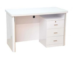 DB 6662 Study Desk with Pedestal