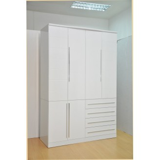 Kennedy 10 Door Wardrobe